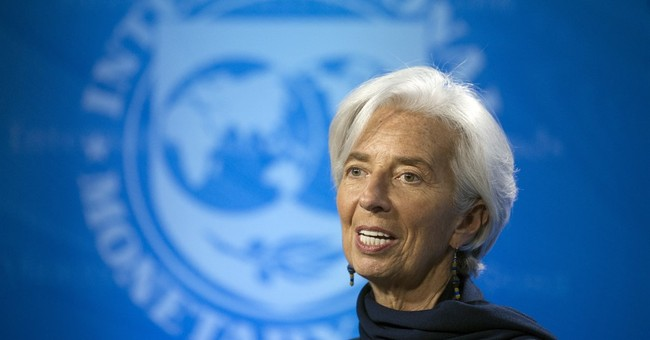 IMF boosts growth forecast for US, cites Trump impact