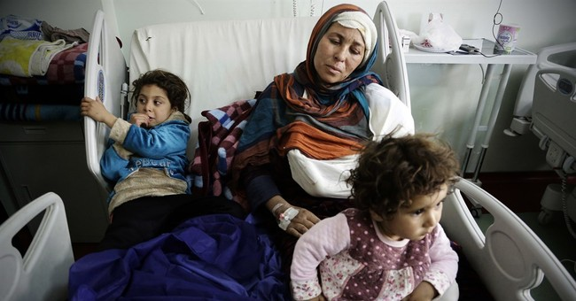 Civilian casualties mount as Iraqi forces advance in Mosul