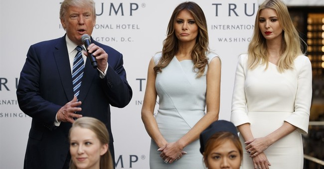 This time, inaugural fashion is intertwined with politics