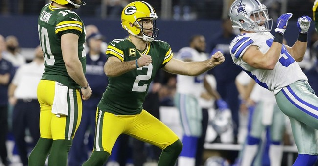 Green Bay's win over Dallas seen by average of 48.5M on Fox