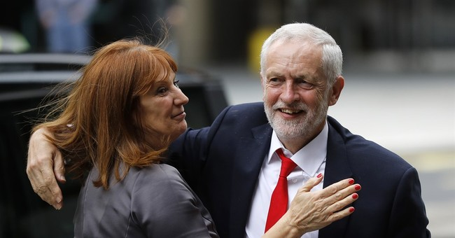 For Labour's Corbyn, strong result turns defeat into victory