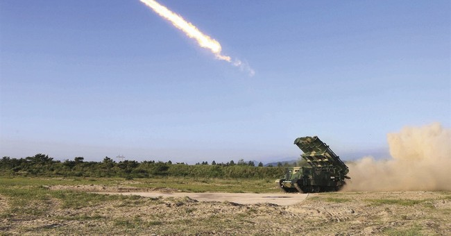North Korea says it has tested new anti-ship missile