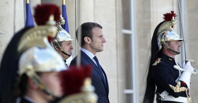 French new president Macron seeks parliament majority