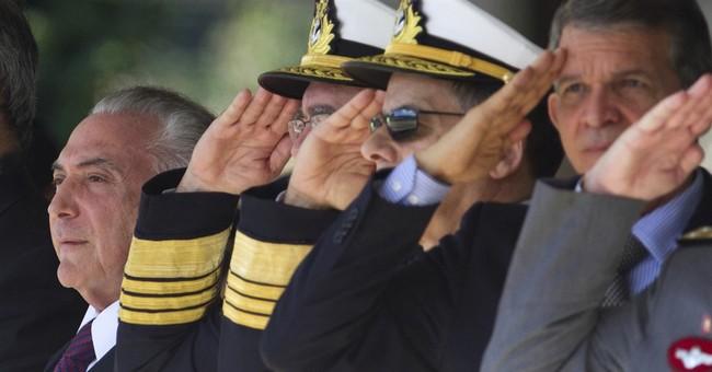 Brazil's president denies spying on judge investigating him