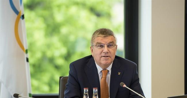 IOC pushes plan to award 2024, 2028 Olympics to LA, Paris