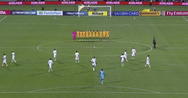 Saudis apologize after minute's silence snub in Australia