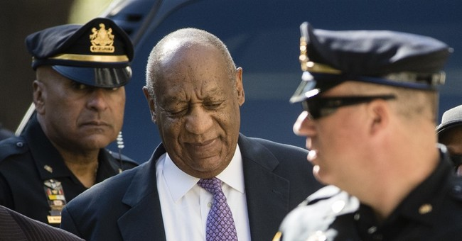 The Latest: Defense must now convince jurors in Cosby trial