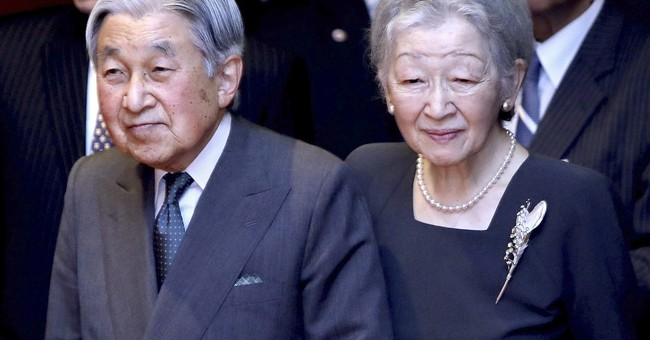 Japan enacts law allowing Emperor Akihito, 83, to abdicate