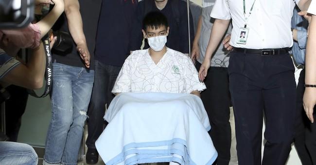 S. Korean pop singer released from hospital after overdose