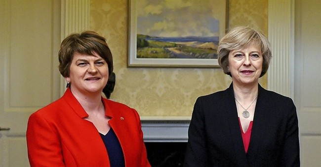 Democratic Unionists in Northern Ireland become election key