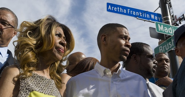 Detroit renames street after Aretha Franklin, Queen of Soul