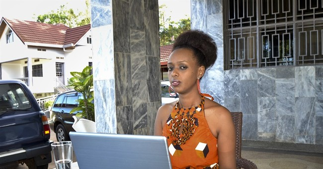 In Rwanda, a young woman activist challenges longtime leader
