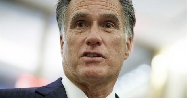 Biden encourages Romney to consider Senate run in Utah