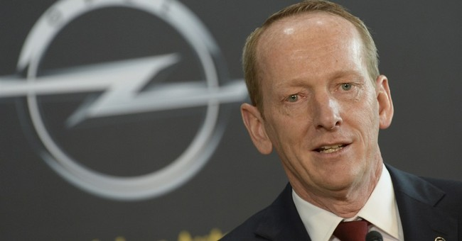 Report: Opel CEO to step down once sale to PSA completed