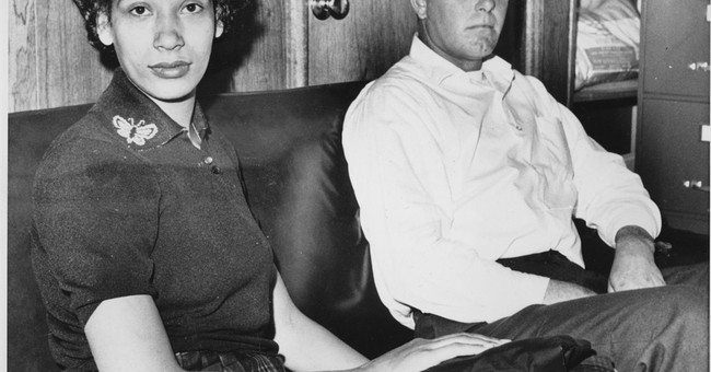 The AP interviewed Mildred Loving, who never wanted fame