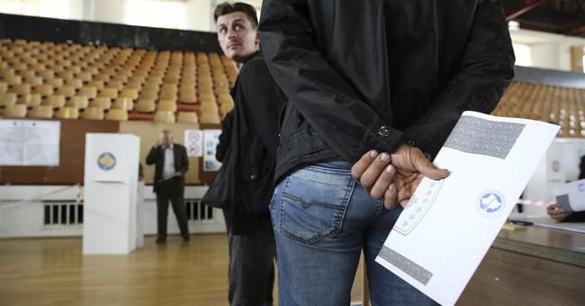 Preliminary results: Ex-rebels win Kosovo election