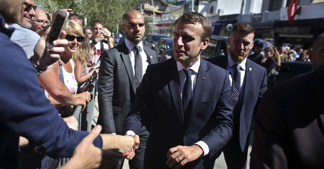 Macron's takeover of French politics is all but complete