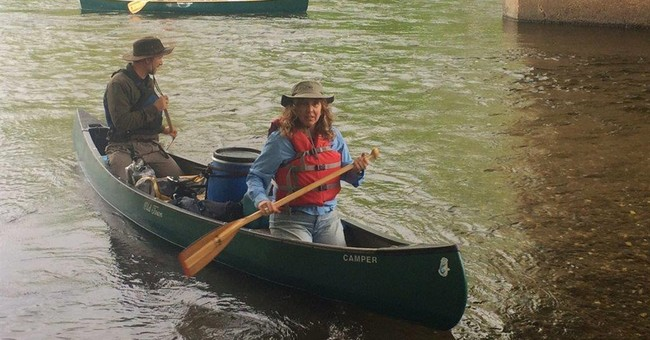 River pilgrimage takes paddlers on 400-mile spiritual quest