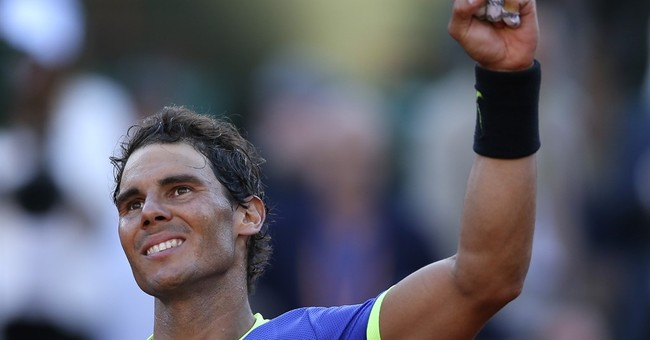The Latest: Roddick astonished by Nadal's run in Paris