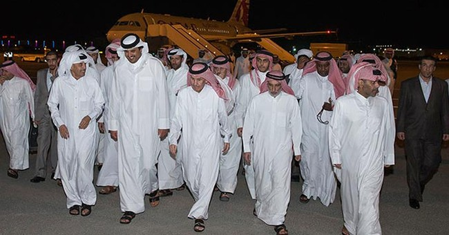 AP Explains: Qatar's ties with Iran and Islamist groups