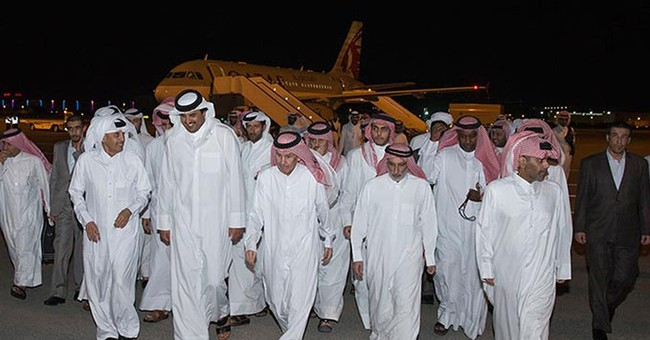 Gulf crisis threatens Qatar Airways transit business