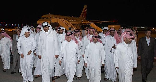 Iran has sent five planes of food to Qatar
