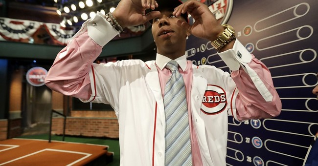 Twins select Royce Lewis first overall