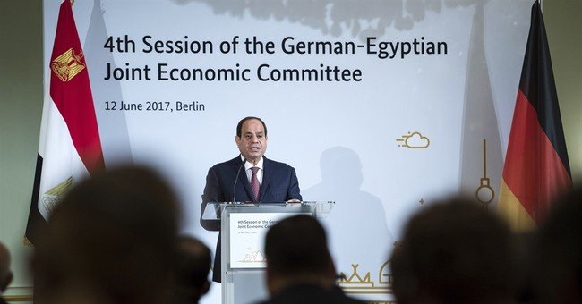 Lawyer calls Egyptian president a 'traitor' over islands