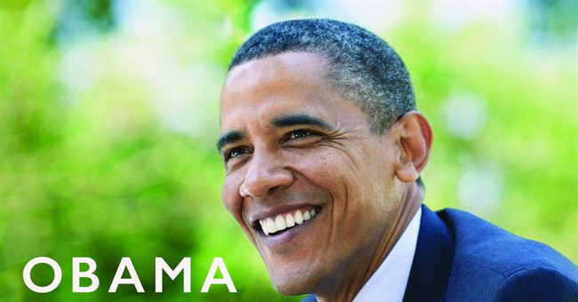 Barack Obama writing foreword for book of photographs