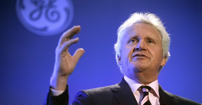 Immelt shook up GE's business model, but not its stock price