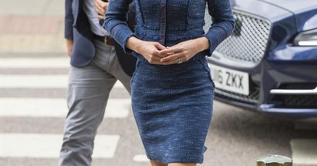Duchess of Cambridge visits London Bridge attack victims