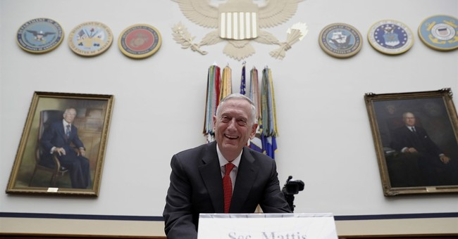 The Latest: Mattis to decide troop levels in Afghanistan