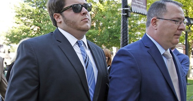 The Latest: Hearing for Penn State frat members ends for day