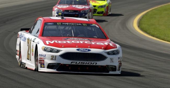 Column: Breakthrough win for Blaney a vintage NASCAR victory