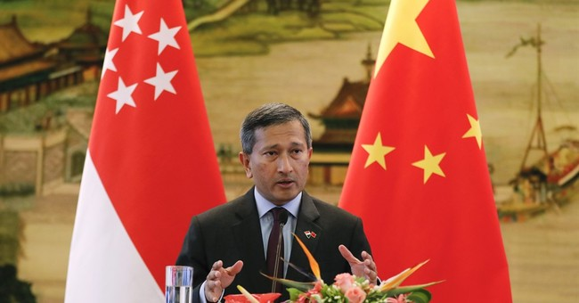Singapore offers to help bankroll China's global ambitions