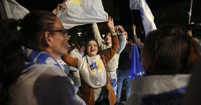 Preliminary result: Kosovo leaders of anti-Serb war win