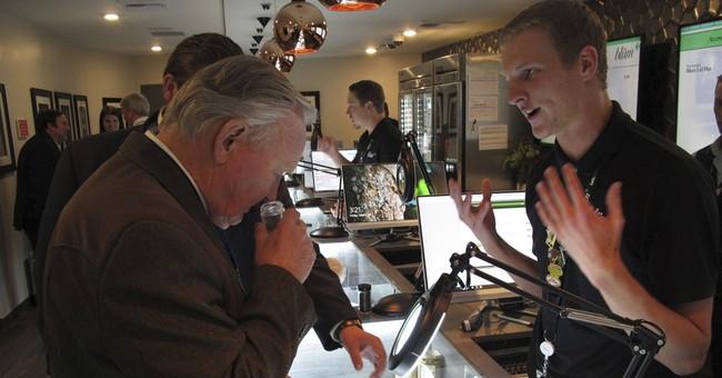 Nevada recreational pot pits liquor lobby, medical dealers