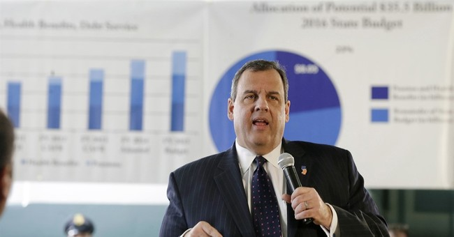 Christie betting that lottery can bail out troubled pensions