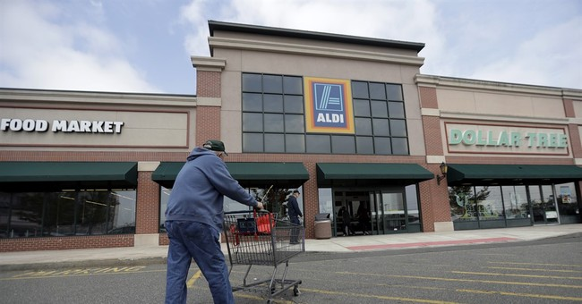 Low prices, few choices: Discounters remake grocery shopping