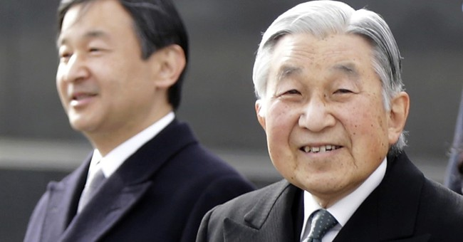 Japan's Crown Prince Naruhito starts 5-day visit to Denmark