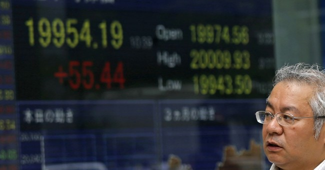 Europe stocks higher, Asia off despite Wall Street gains