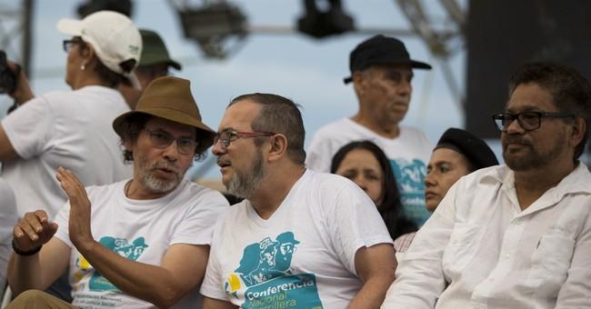 FARC's elusive finances undercut support for Colombia peace