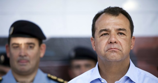 Brazilian governor sentenced to 14 years in prison