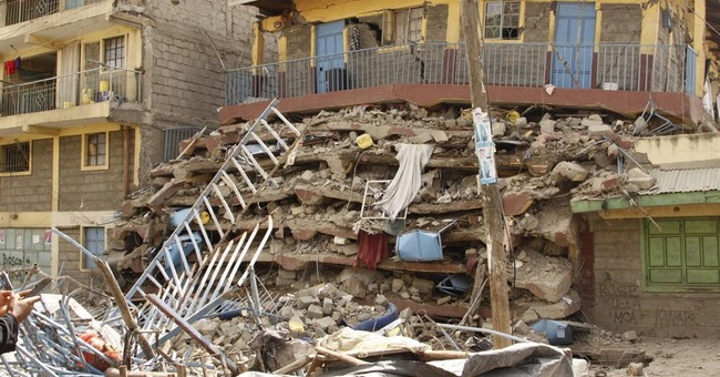 Kenya: At least 2 missing after Nairobi building collapses
