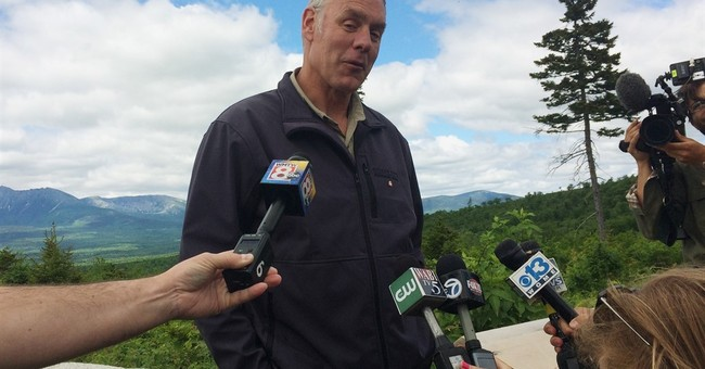 Interior chief: US ownership of Maine wilderness 'settled'