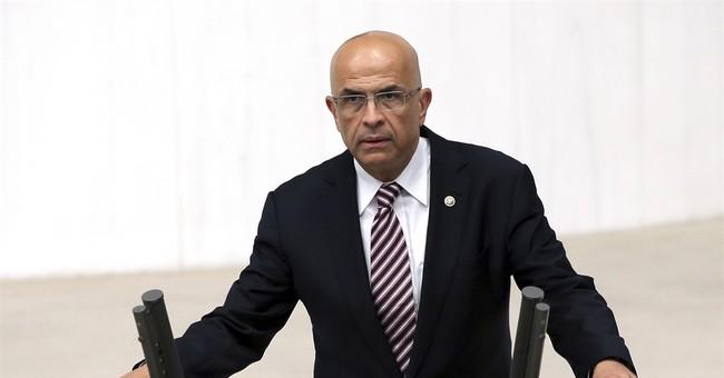 Turkey imprisons lawmaker for 25 years for revealing secrets
