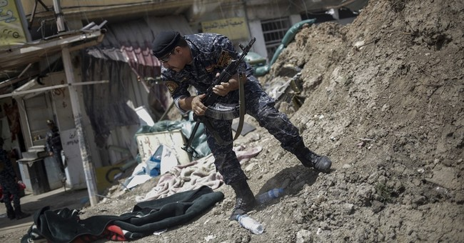 More than 100 IS fighters attack Iraqi forces in Mosul