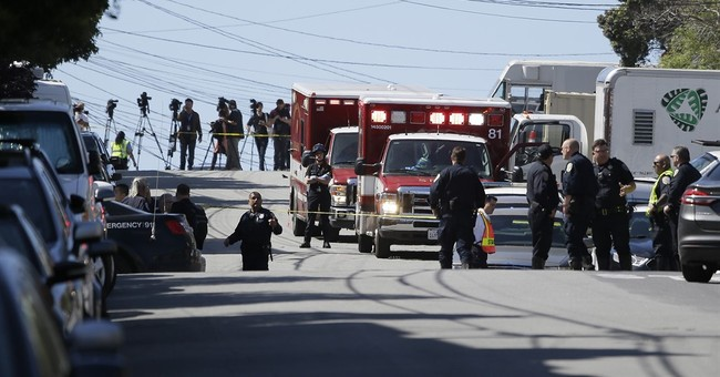 The Latest: Police identify UPS drivers killed by co-worker