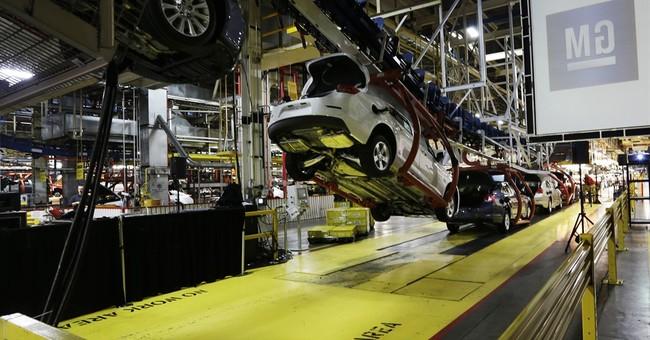 GM extends summer shutdown at 2 car plants as demand falls