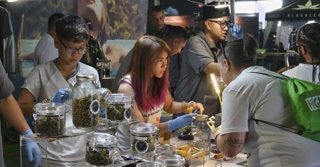 California looks to boost marijuana, block immigration jails